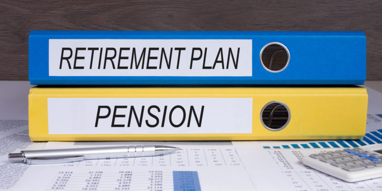 Ohio Domestic Relations Courts Divide Retirement Plans
